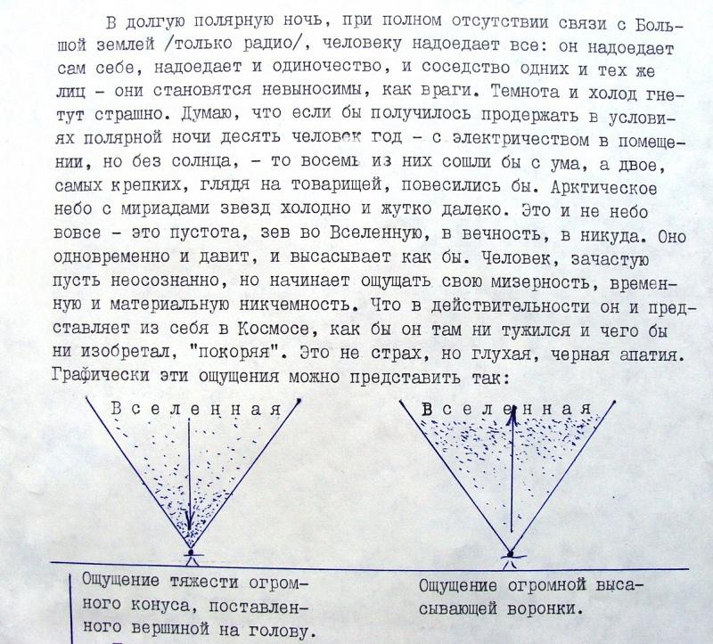 Полярная ночь/Георгий Гореловский