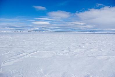 Снежная равнина